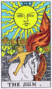 California Psychics, Tarot Sun