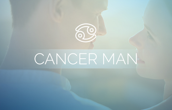 traits of the cancer man